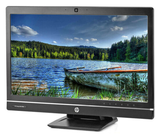 HP Compaq Elite 8300 - All-in-One - Core i5-3570 / 3.40 GHz - RAM 8GB - 500 GB HDD - 24 GB SSD - W10