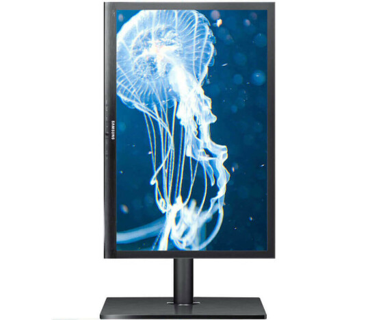 Samsung SyncMaster S27A850T - LED-Monitor - TFT - 68.6 cm (27) - 2560 x 1440 - 300 cd/m2 - 5 ms
