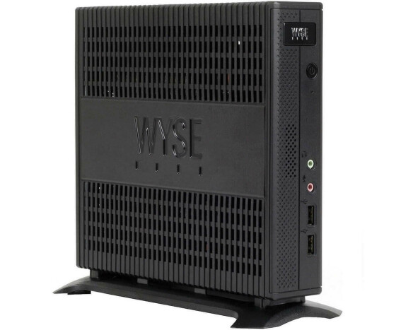 Wyse 5250-D50D - Thin Client - 1 x AMD G-T48E 1.4 GHz - RAM 2 GB - Flash 2 GB - 909632-02L