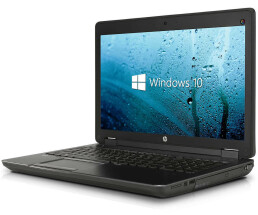 HP ZBOOK 15 Mobile Workstation - 8 GB RAM - 180 GB SSD -...