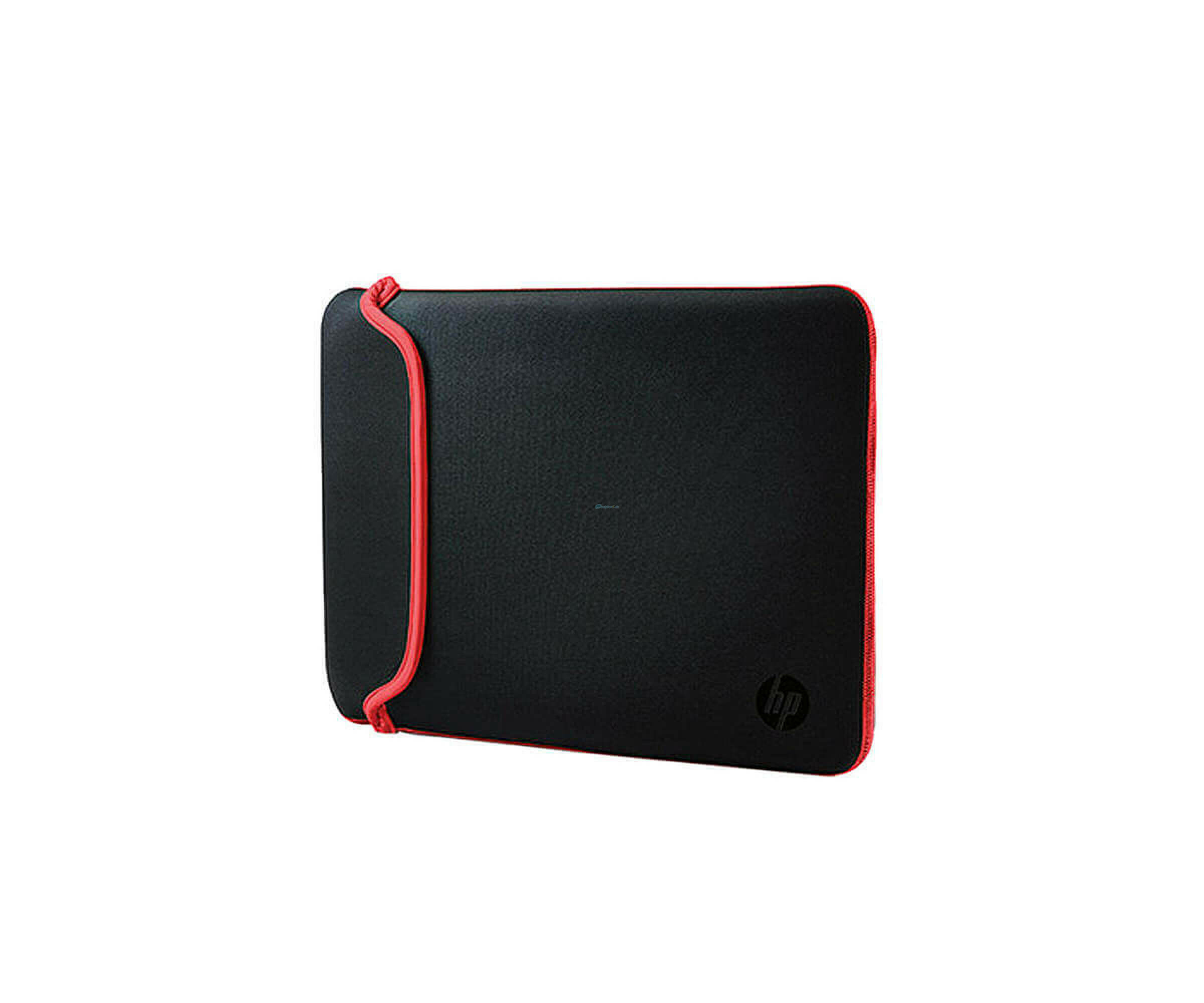 HP Notebook Sleeve - V5C26AA - Notebook-Hülle - Neoprenhülle - 35,6 cm (14) - schwarz, rot