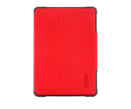 STM Dux Rugged Case - stm-222-066jy-29 - Hülle - für Apple iPad Air 2 - rot