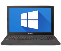 ASUS ROG GL752VW - Core i7-6700HQ - 16 GB RAM - 1 TB HDD...