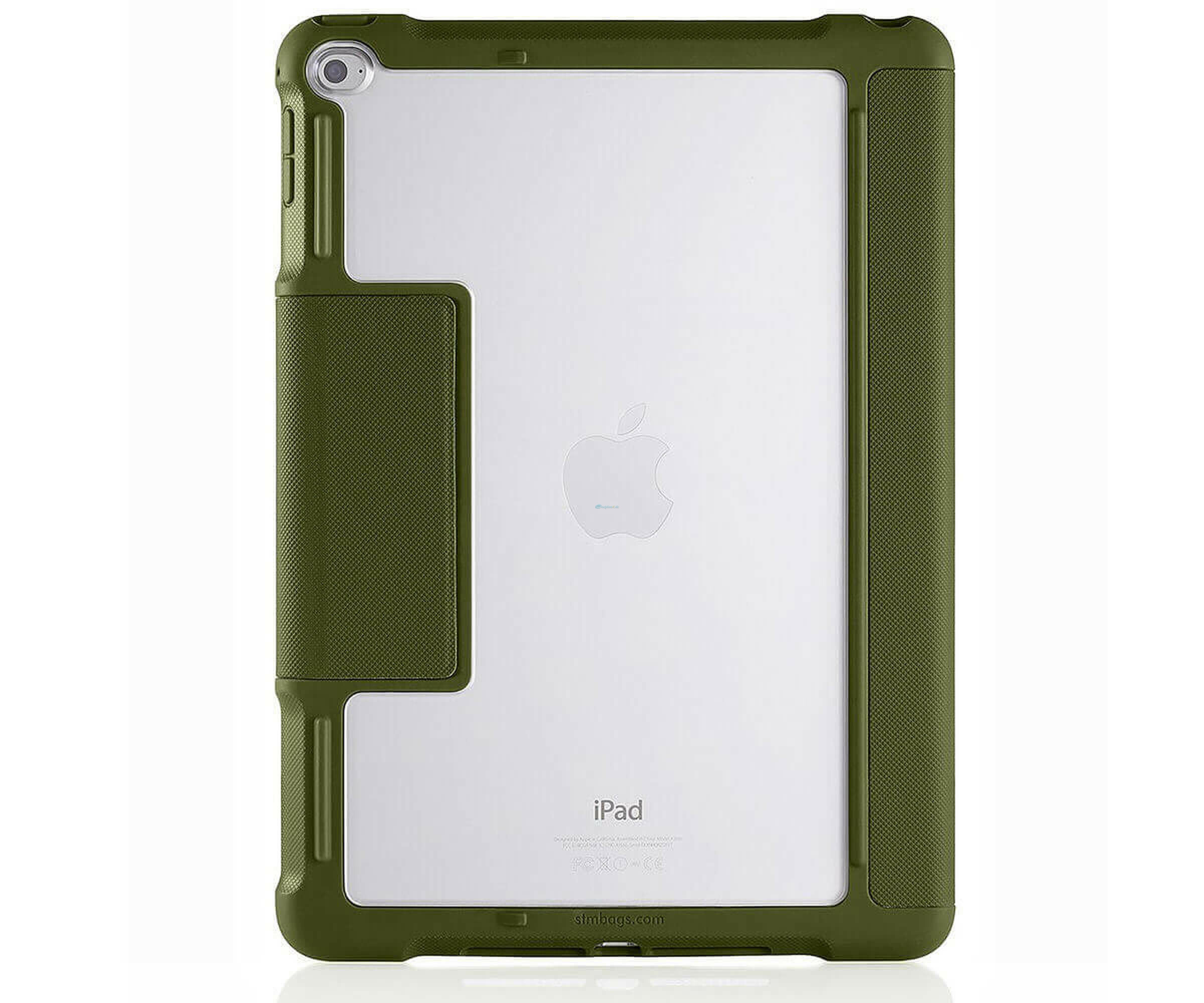 STM Dux Rugged Case - stm-222-066jy-54 - Hülle - für Apple iPad Air 2 - Pesto
