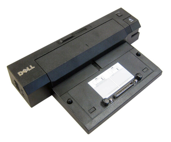 Dell Docking Station - Port Replikator - PR02X - E-Port...
