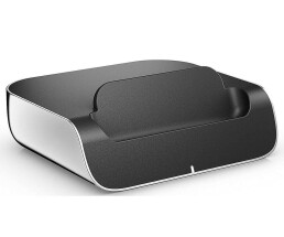 HP Desk Dock V5H01AA - Docking Station - 45 Watt - EU -...