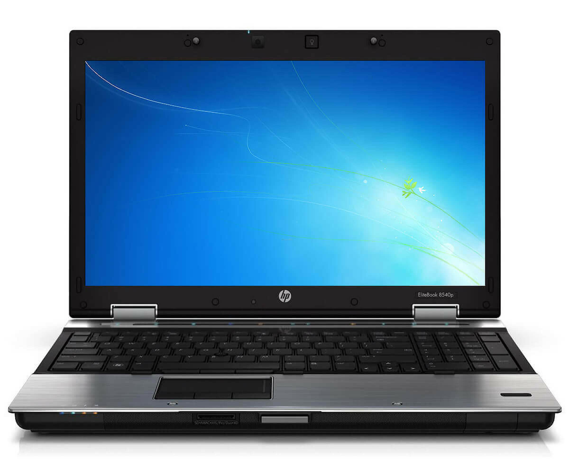 HP EliteBook 8540p - Core i5 540M / 2.53 GHz - 4 GB RAM - 250 GB HDD - 39.6 cm 15.6 - W7