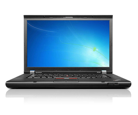 Lenovo ThinkPad W530 - 2447 - Core i7 3740QM / 2.7 GHz - 16 GB RAM - 500 GB HDD - 15.6 -  Win 7