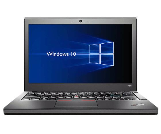 "Lenovo ThinkPad X240 - 20AM - Core i5-4300U / 1.90 GHz - 4 GB RAM - 500 GB HDD - 12.5"" TFT -  W7"