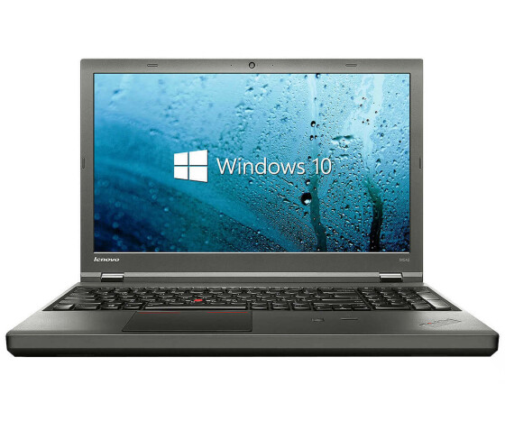 Lenovo ThinkPad W540 - 512 GB SSD - 15.6 TFT -  W7 - Core...