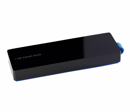 HP USB-C Travel Docking Station T0K29AA - für HP...