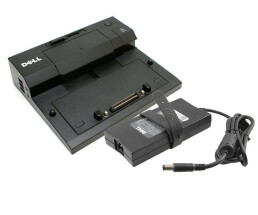 Dell E-Port Replicator - PR03X - Docking Station -...