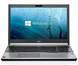 "Fujitsu Lifebook E754 - Intel Core i7-4702MQ 2.20 GHz - 16 GB Ram - 256 GB SSD - 15.6"" - Win 10"