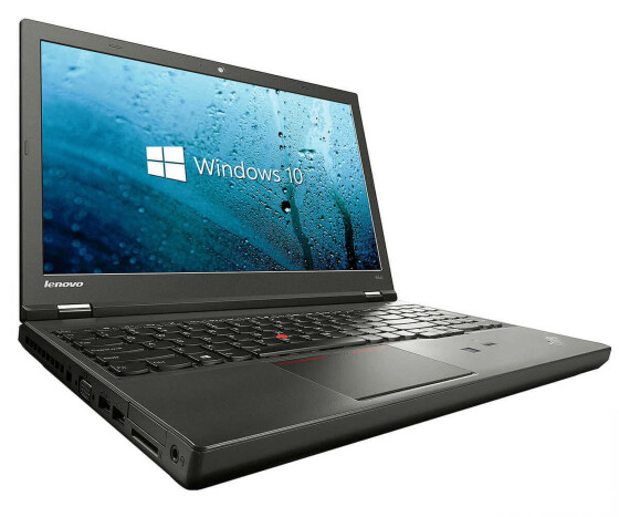 Lenovo ThinkPad W540 - Core i7-4800QM / 2.70 GHz - 16 GB RAM - 256 GB SSD - 15.6 TFT -  W10