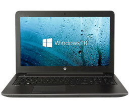 HP ZBOOK 15 Mobile Workstation - 750 GB HDD - 15.6...