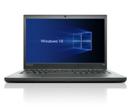 "Lenovo ThinkPad T440p - 256GB SSD - 14.0 ""TFT - W10..."