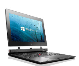 "Lenovo ThinkPad Helix - 3698 - Core i7-3667U / 2.00 GHz - 8 GB RAM - 256 GB SSD - 11.6"" -  W10"