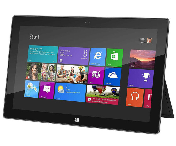 Microsoft Surface RT - Tablet - NVIDIA Tegra 3 / 1.30 GHz...
