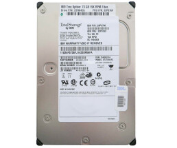 IBM 24P3736 - Hard Drive - 73 GB - 15000 rpm - 3.5...