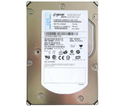 IBM 03N6346 - Hard Drive - 73.4 GB - 15000 rpm - 3.5...