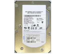 IBM 23R0454 - Hard Drive - 146 GB - 15000 rpm - 3.5...