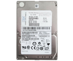 IBM 49Y1922 - Hard Drive - 300 GB - 10000 rpm - 2.5...