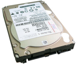 IBM 49Y2007 - Hard Drive - 600 GB - 10000 rpm - 2.5...