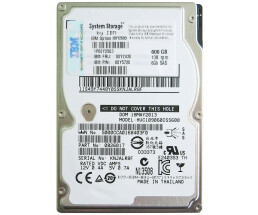 IBM 00Y5720 - Hard Drive - 600 GB - 10000 rpm - 2.5...