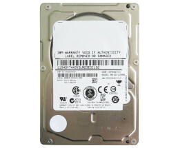 IBM 81Y3812 - Hard Drive - 300 GB - 15000 rpm - 2.5...