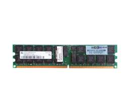 HP 375004-B21 Memory Kit - 4 GB (2x 2 GB) - PC2-3200 -...