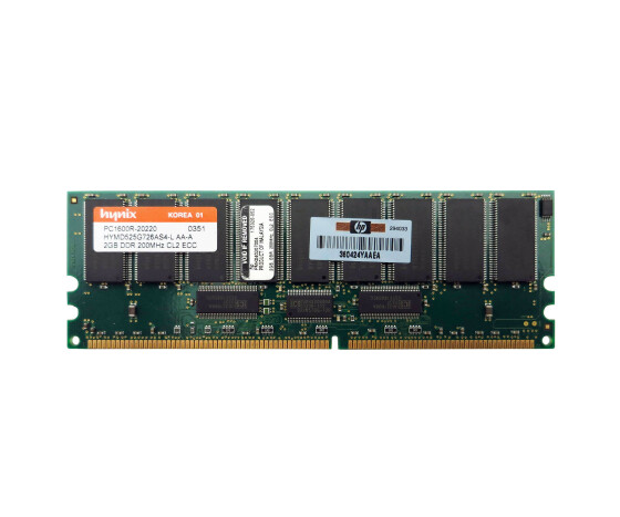 HP 175920-052 Memory - DDR SDRAM - 2 GB - PC 1600 - DIMM 184-PIN