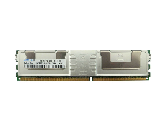 Dell 9F030 Memory - 1 GB - 240-PIN - PC-5300 - DDR2 SDRAM