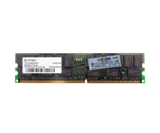 HP 331562-051 Memory - 1 GB - PC-2700 - DIMM 184-PIN - DDR SDRAM
