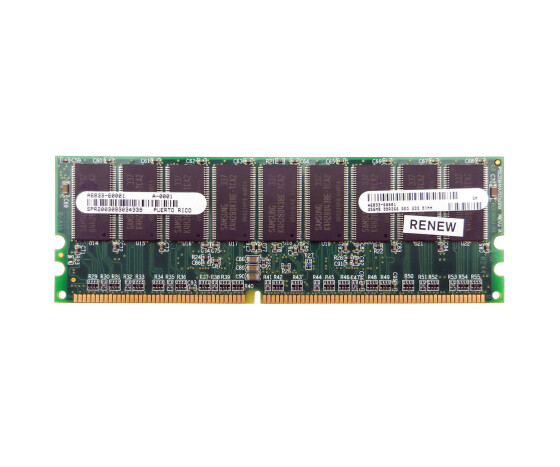 HP A6833A Memory Kit - 1 GB (4x 256 MB) - PC-2100 - DIMM 184-PIN - DDR SDRAM