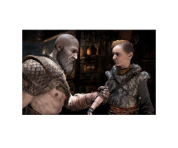 God of War - 2018 - USK 18 - Day One Edition - PlayStation 4 - Action Adventure