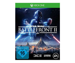 Star Wars Battlefront II - [Xbox One] - Third-Person-Shooter/First-Person-Shooter - 2017 - USK 16