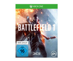 Battlefield 1 - Xbox One - Ego-Shooter - 2016 - USK 16