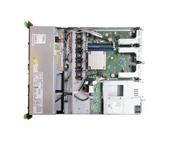Fujitsu Primergy RX1330 M2 - Server Rack - Intel Xeon E3-1220 v5 3.00 GHz - RAM 8 GB - 2x 500 GB SATA