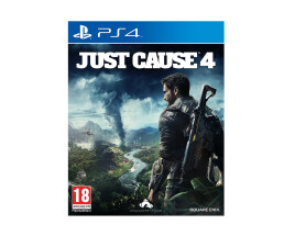 Just Cause 4-2018 - USK 18 - Standard Edition -...