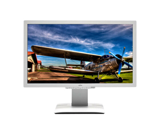 Fujitsu Display P27T-6 IPS - LCD-Monitor - 68.6 cm (27) - 2560 x 1440 - 350 cd/m2 - 6ms