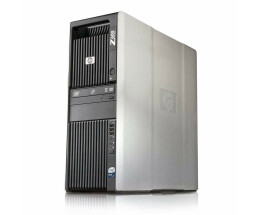 HP Workstation Z600 - Xeon E5630 / 2.53 GHz - 8 GB Ram -...