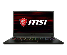 MSI Gaming GS65 8RE-079 Stealth Thin Schwarz Notebook...