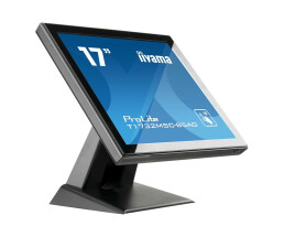 "Iiyama ProLite T1732MSC-B5AG - 43.2 cm (17"") - 5 ms - 215 cd/m² - TN - 1000:1 - Projected capacitive system"