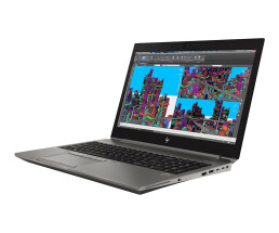 HP ZBook 15 G5 Mobile Workstation - Core i7 8850H / 2.6...