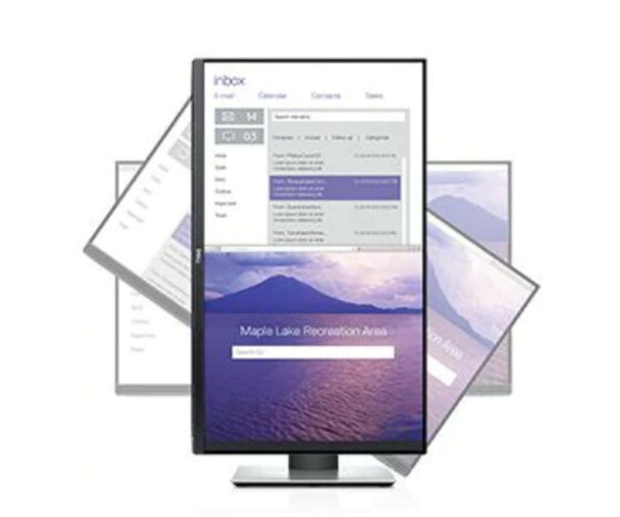 Dell P2219H - LED-Monitor - 55.9 cm (22) (21.5 sichtbar) - 1920 x 1080 Full HD (1080p) - IPS - 250 cd/m² - 1000:1 - 5 ms - HDMI, VGA, DisplayPort