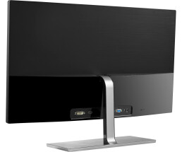 "AOC Value-line U2879VF - 71.1 cm (28"") - 3840 x 2160 pixels - 4K Ultra HD - LCD - 1 ms - Black"