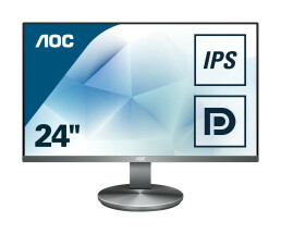 "AOC Value-line I2490VXQ/BT - 60.5 cm (23.8"") - 1920..."