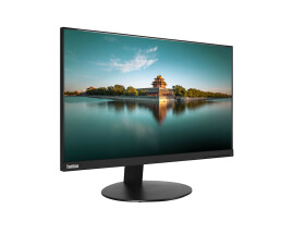 "Lenovo ThinkVision T24i - 60.5 cm (23.8"") - 1920 x 1080 pixels - Full HD - LED - 6 ms - Black"