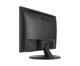 "ASUS VT168N point touch monitor - 39.6 cm (15.6"") - 200 cd/m² - 1366 x 768 pixels - 16:9 - 0.252 x 0.252 mm - 90°"