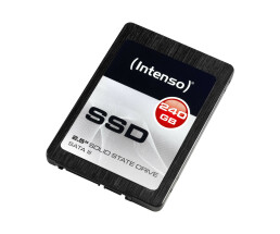 "Intenso 3813440 - 240 GB - 2.5"" - 520 MB/s - 6 Gbit/s"